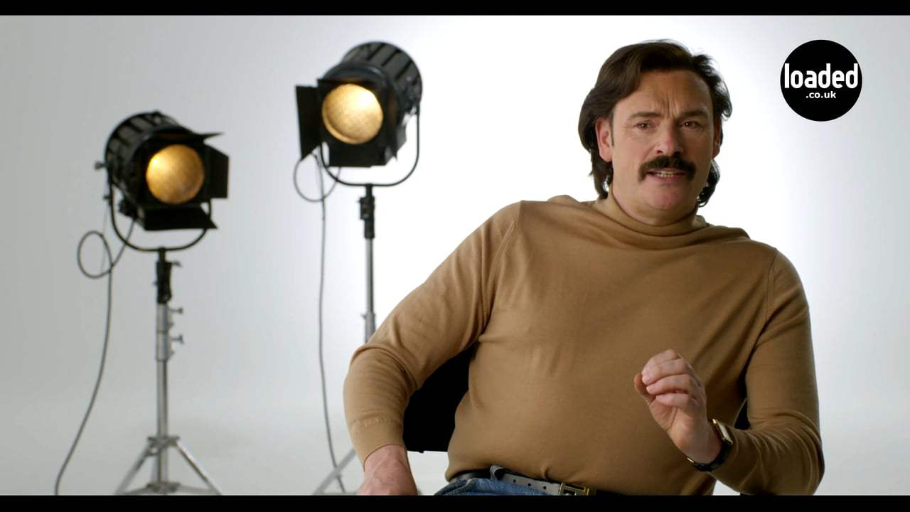 Mindhorn Viral - Loaded Interview (2017)