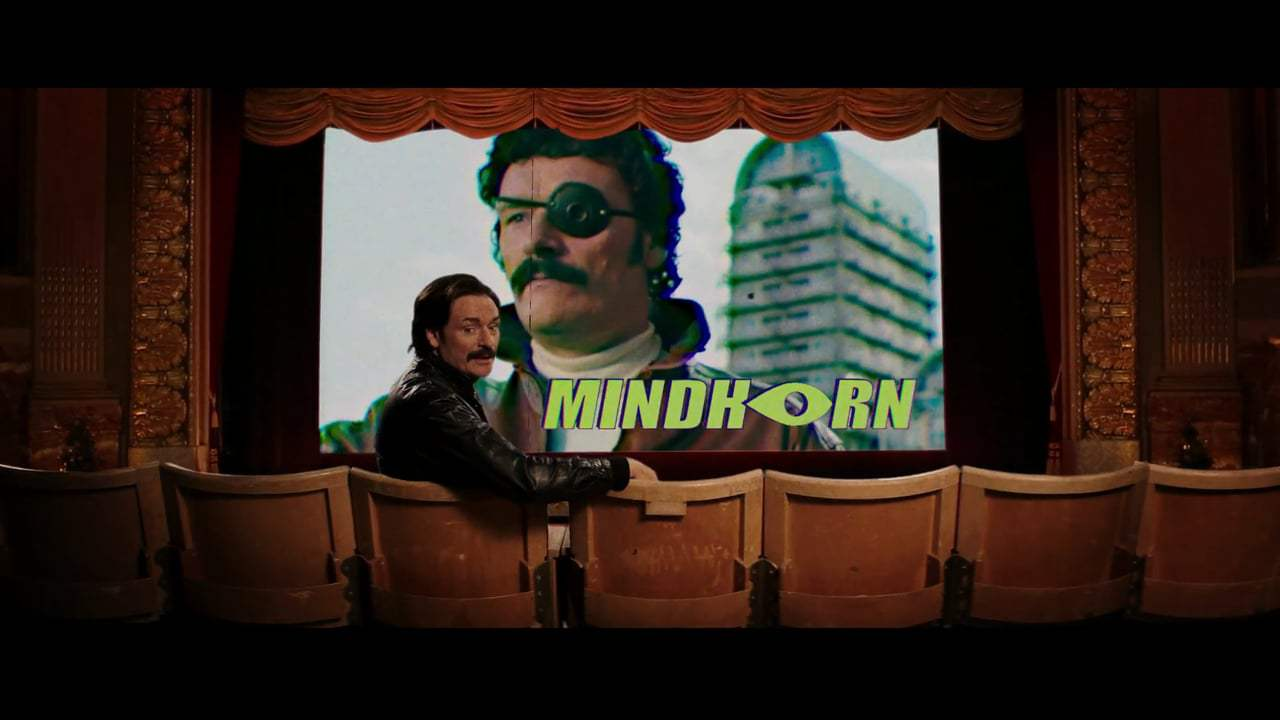 Mindhorn Viral - Thieves in the Cinema (2017)