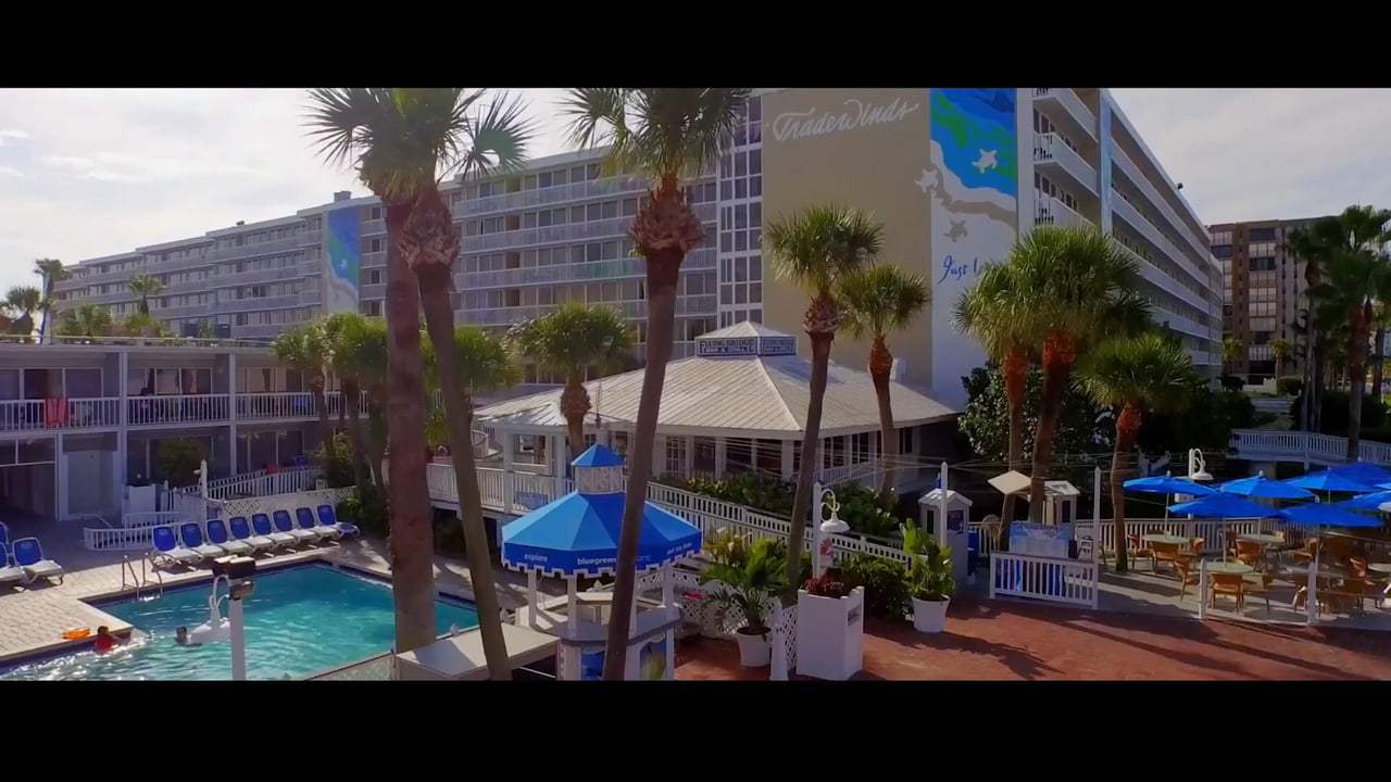 Random Tropical Paradise Trailer (2017)