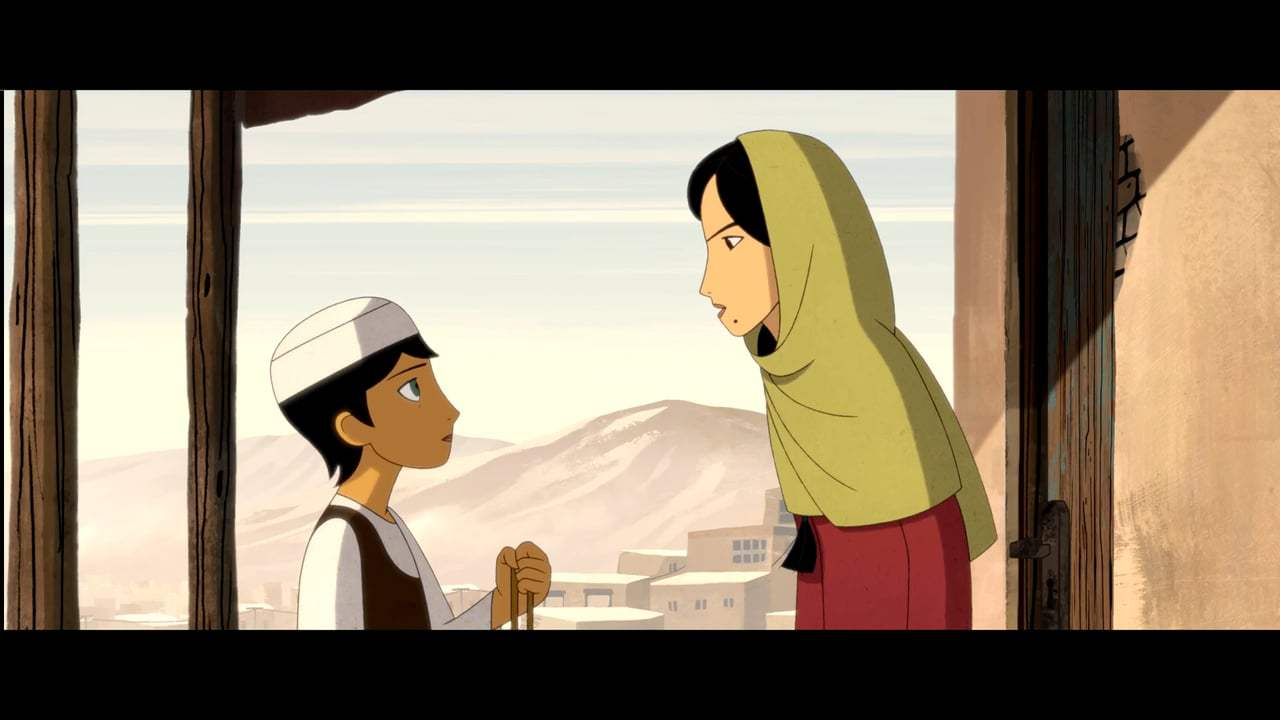 The Breadwinner Trailer (2017)