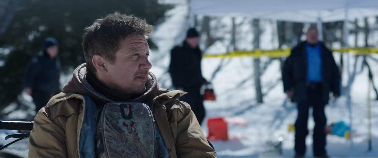 Wind River Trailer (2017)