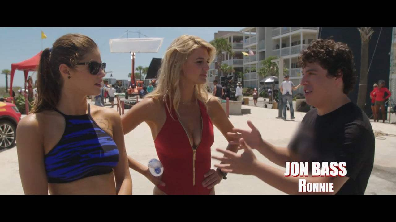 Baywatch Featurette - Slow Motion (2017)