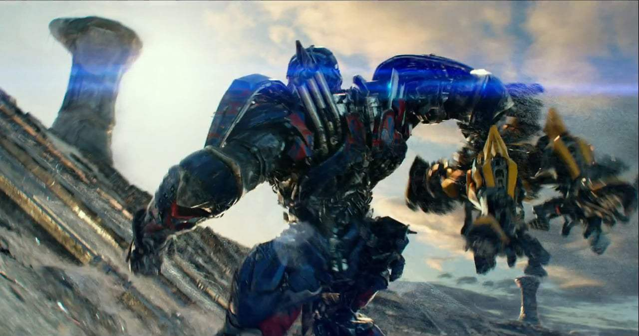 Transformers: The Last Knight TV Spot - Moment (2017)