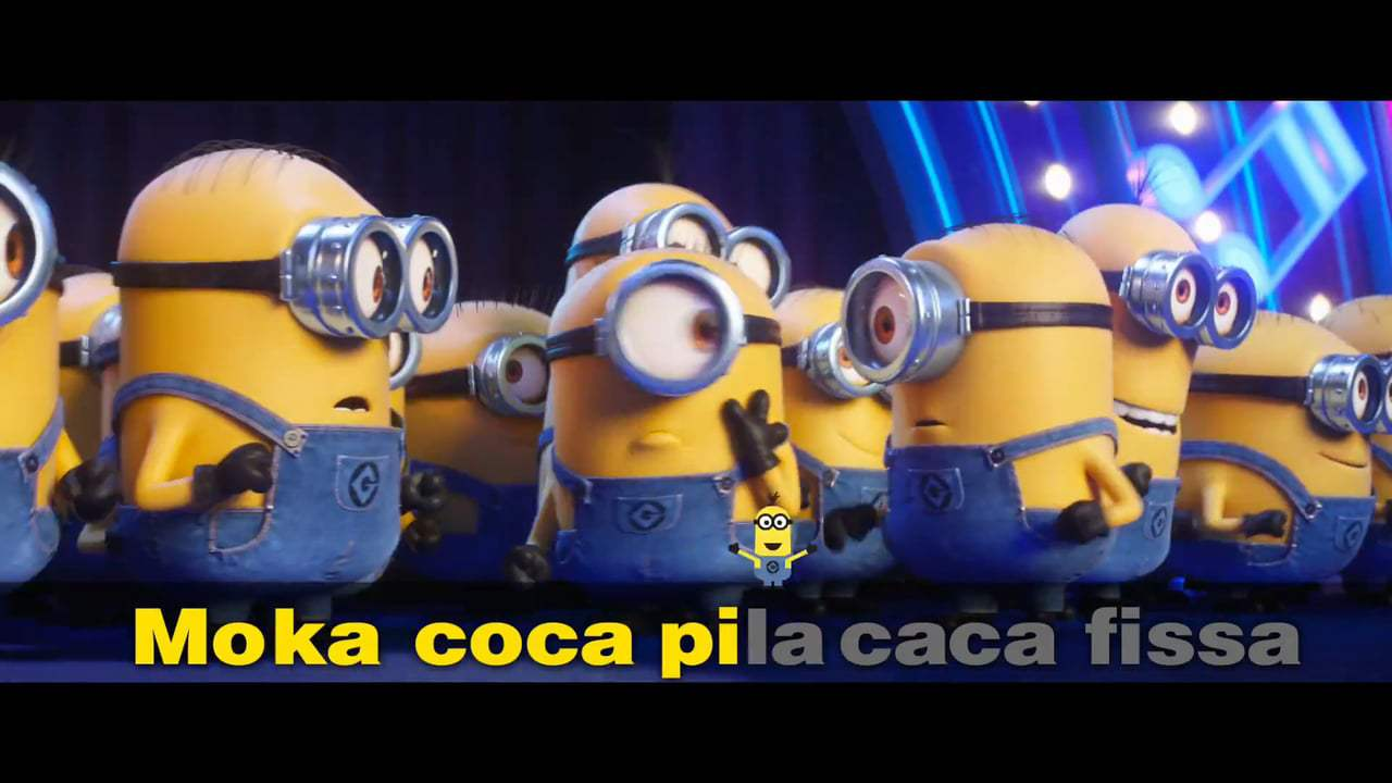 Despicable Me 3 Viral - Impossible Karaoke Challenge (2017)