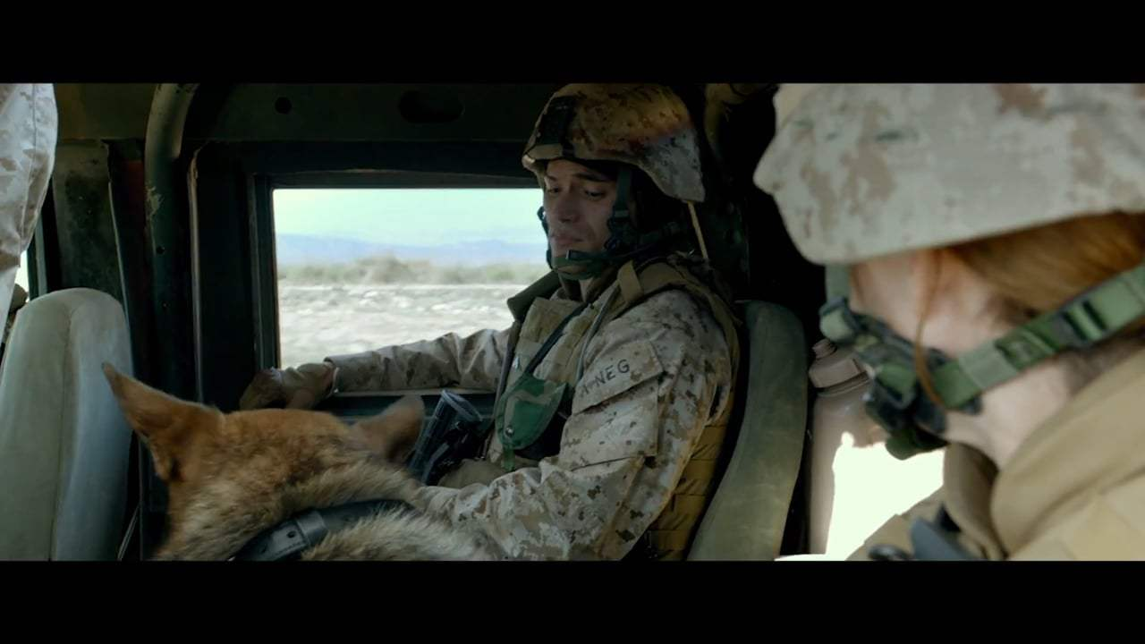 Megan Leavey (2017) - German Shepard