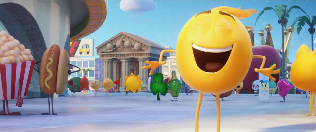 The Emoji Movie TV Spot - Meet Gene (2017)