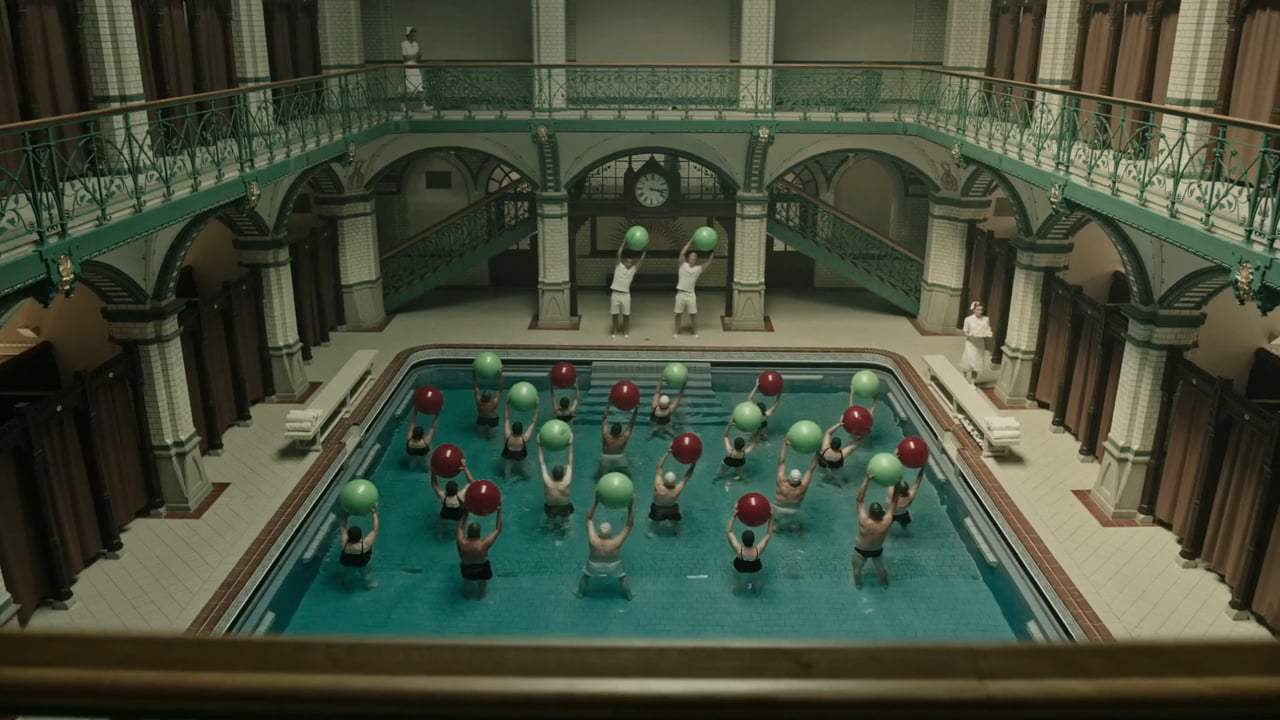 A Cure for Wellness TV Spot - On Blu-ray (2017)