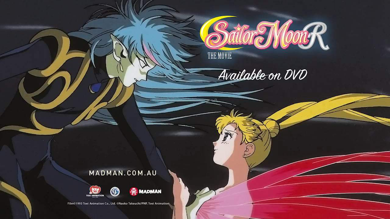 Sailor Moon R the Movie: The Promise of the Rose Trailer (1993)