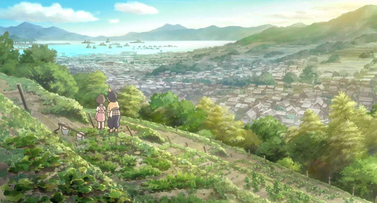 In This Corner of the World Trailer (2017)