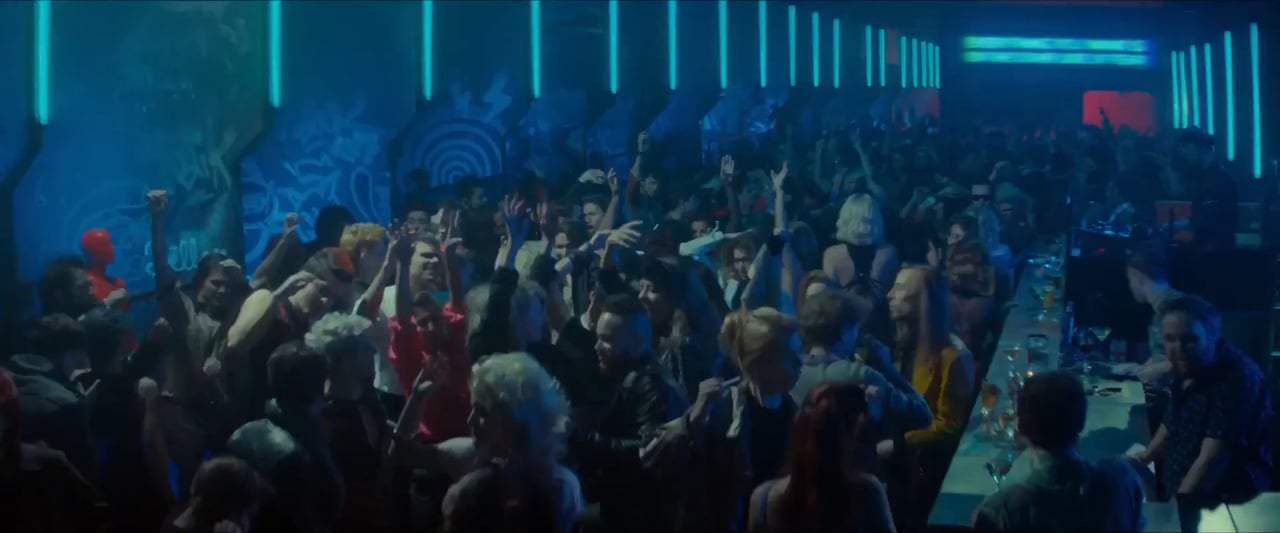 Atomic Blonde (2017) - The Politics of Dancing