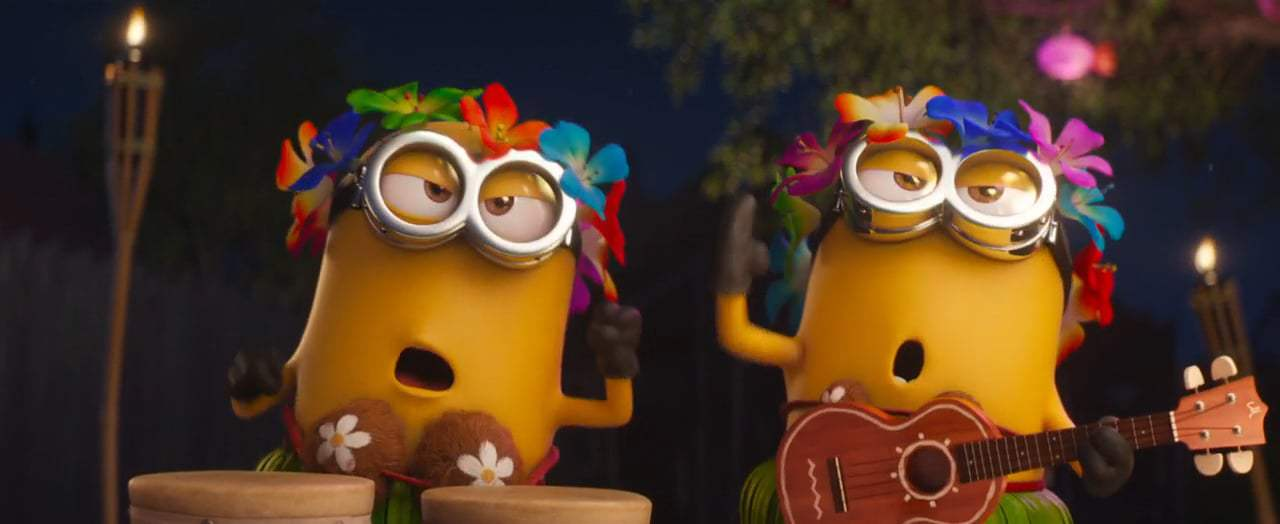 Despicable Me 3 (2017) - Luau