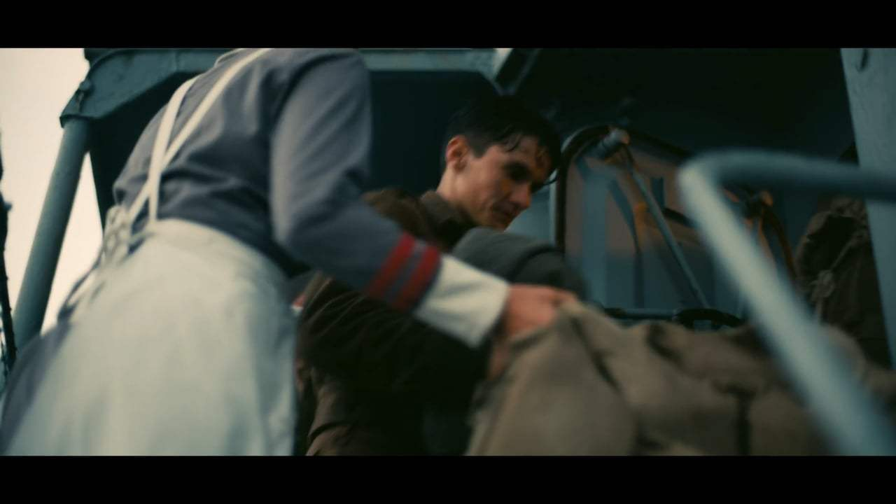 Dunkirk TV Spot - Trapped (Condensed) (2017)
