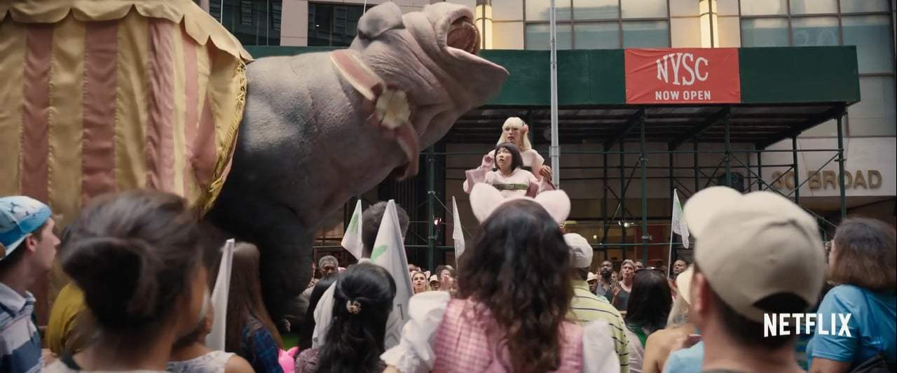 Okja Feature Trailer (2017)