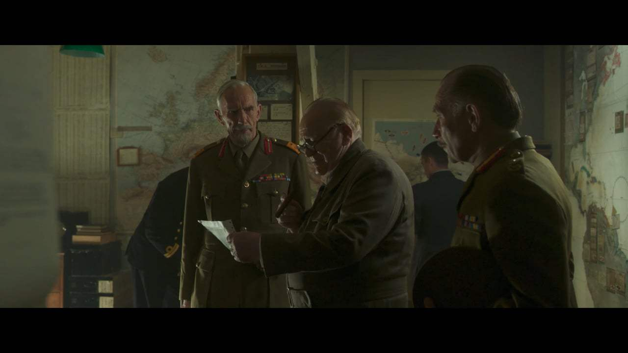 Churchill (2017) - War Room