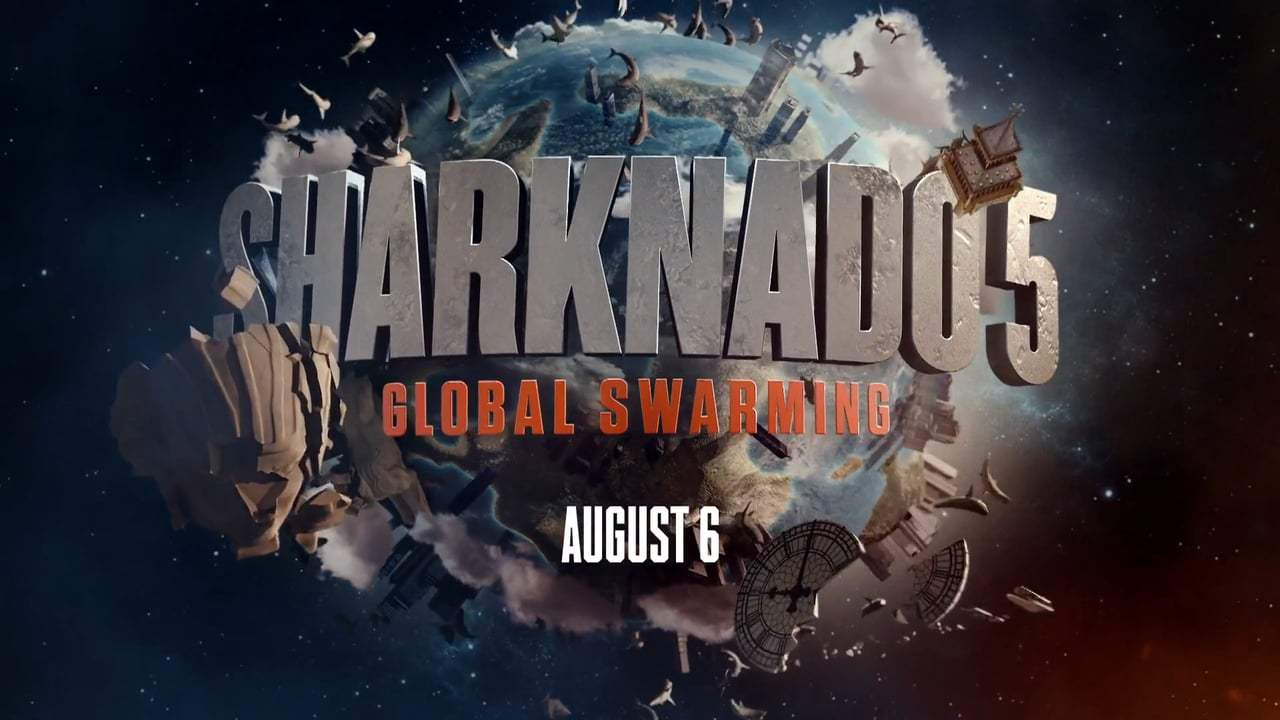 Sharknado 5: Global Swarming Teaser Trailer (2017)
