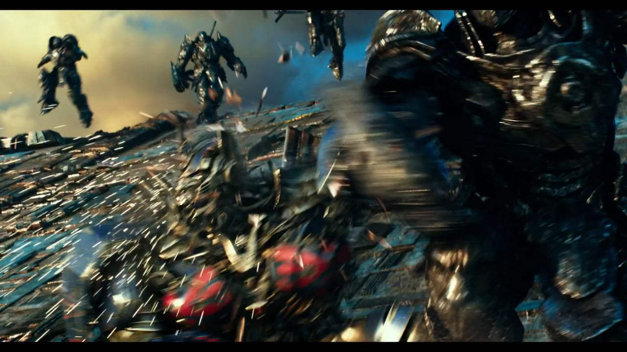 Transformers: The Last Knight Featurette - Behind the Frame (2017)