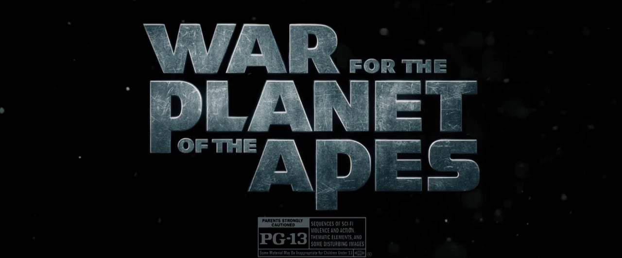 War for the Planet of the Apes TV Spot - Becomes A Legend (2017)
