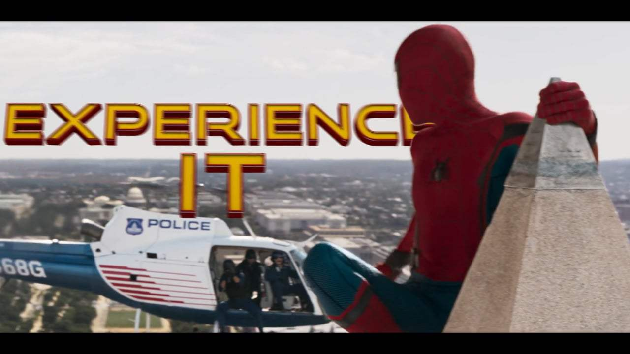 Spider-Man: Homecoming TV Spot - Experience It (Condensed) (2017)
