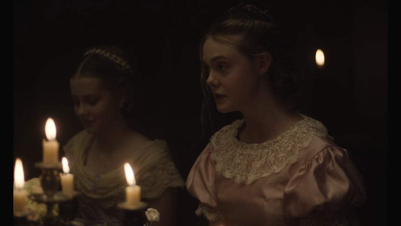 The Beguiled (2017) - Dinner Dress