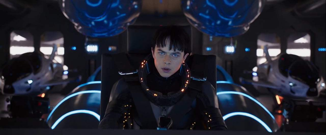 Valerian and the City of a Thousand Planets TV Spot - Imagine (2017)