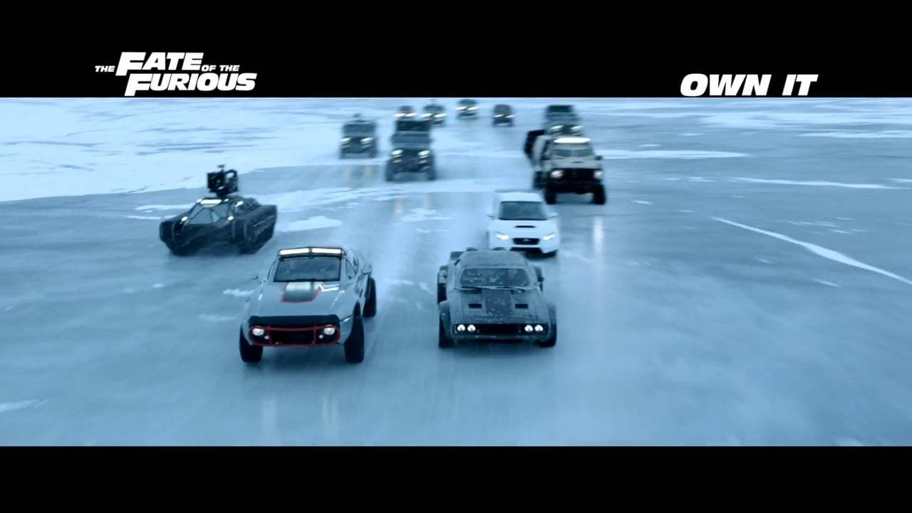 The Fate of the Furious TV Spot - Own It (Condensed) (2017)