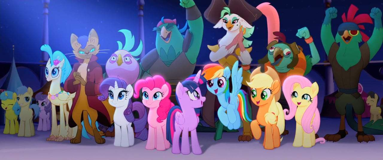 My Little Pony: The Movie Trailer (2017)