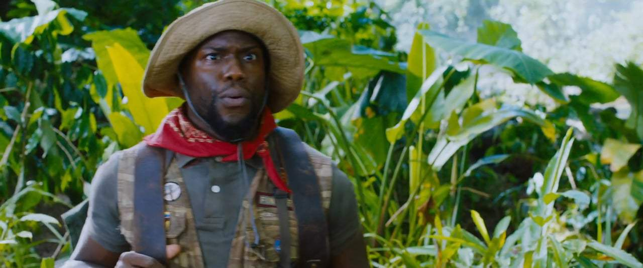 Jumanji: Welcome to the Jungle International Trailer (2017)