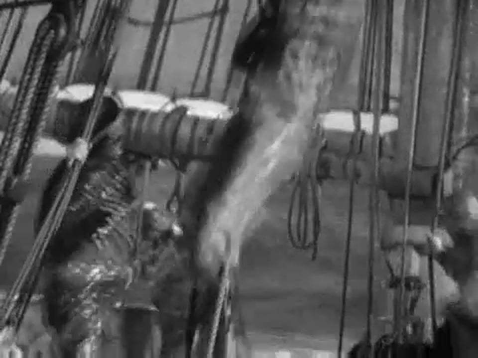 Captains Courageous Trailer (1937)