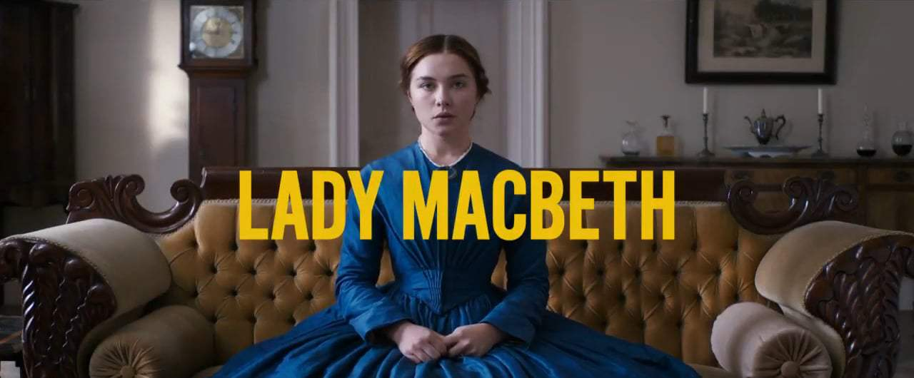 Lady Macbeth TV Spot - Seductive (2017)