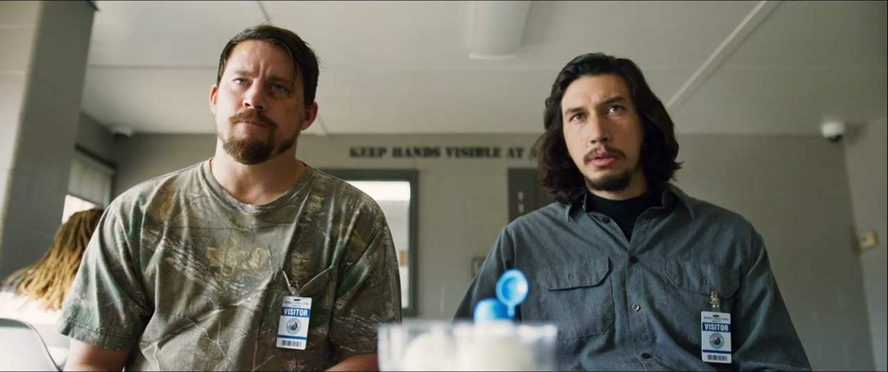 Logan Lucky (2017) - Positives and Negatives