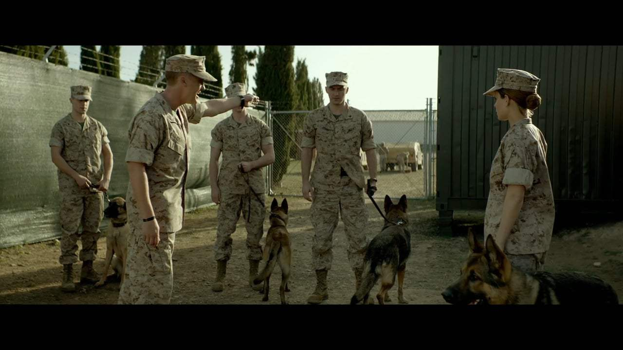 Megan Leavey TV Spot - Own It (2017)