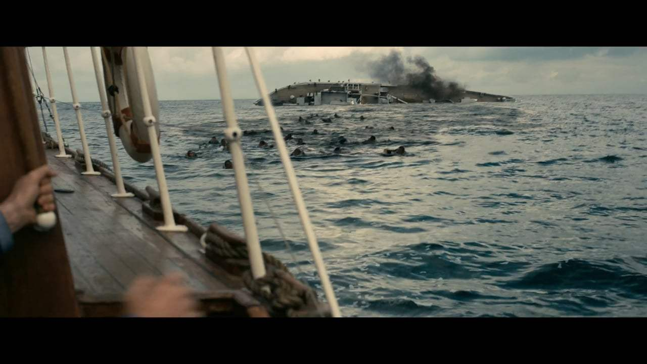 Dunkirk Featurette - Intense Ride (2017)
