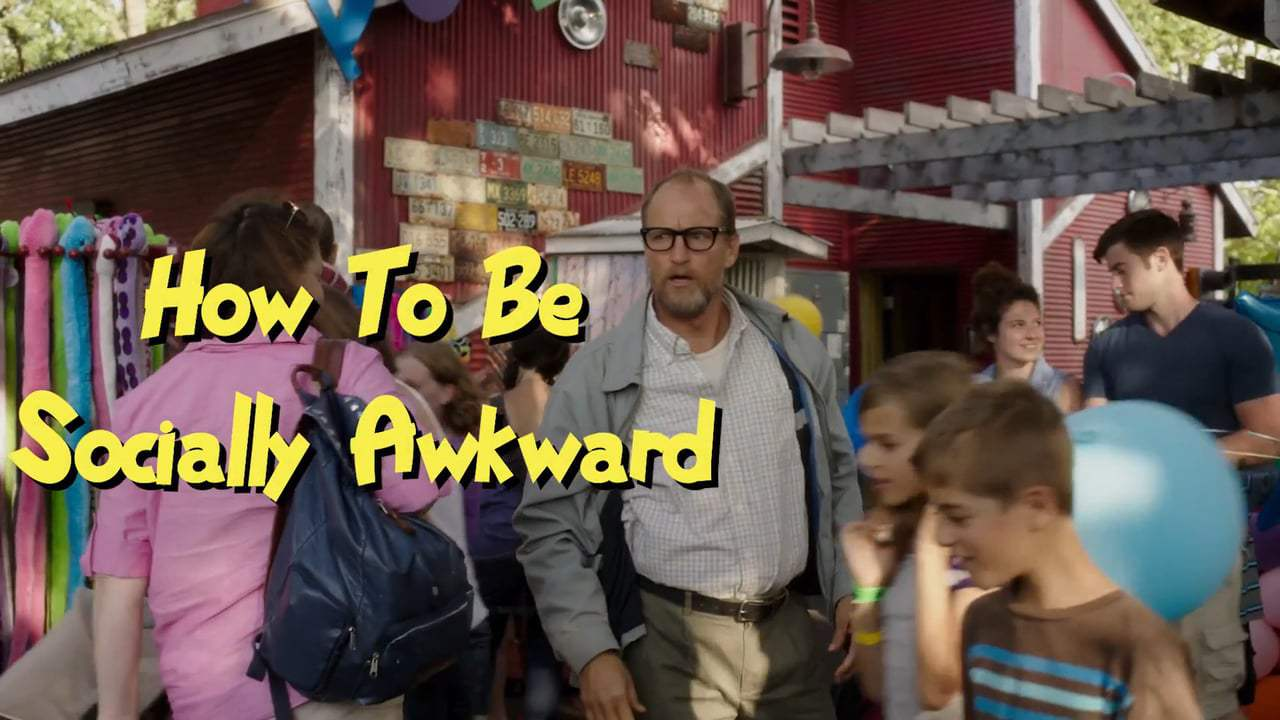 Wilson Featurette - How to Be Socially Awkward (2017)