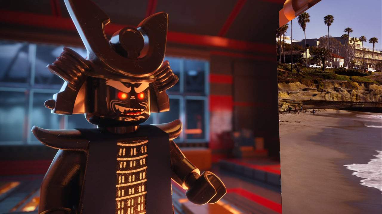 The Lego Ninjago Movie TV Spot - SDCC Greeting (2017)