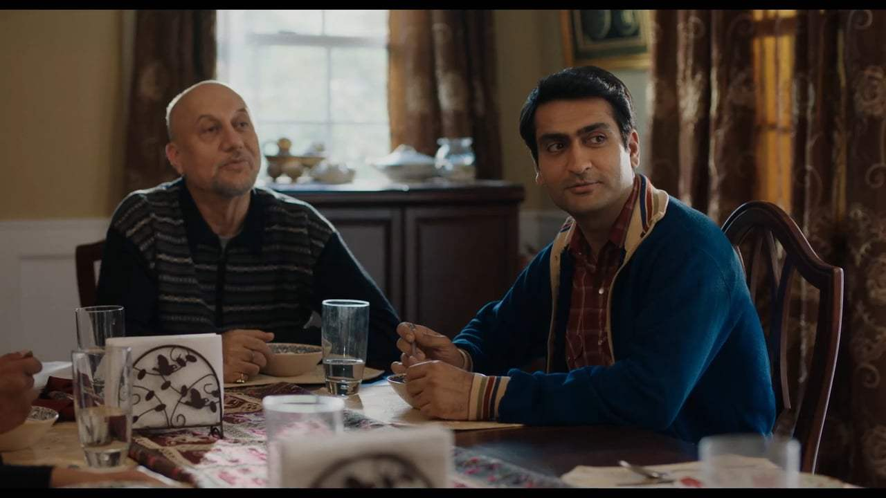 The Big Sick (2017) - The Truth is Out There