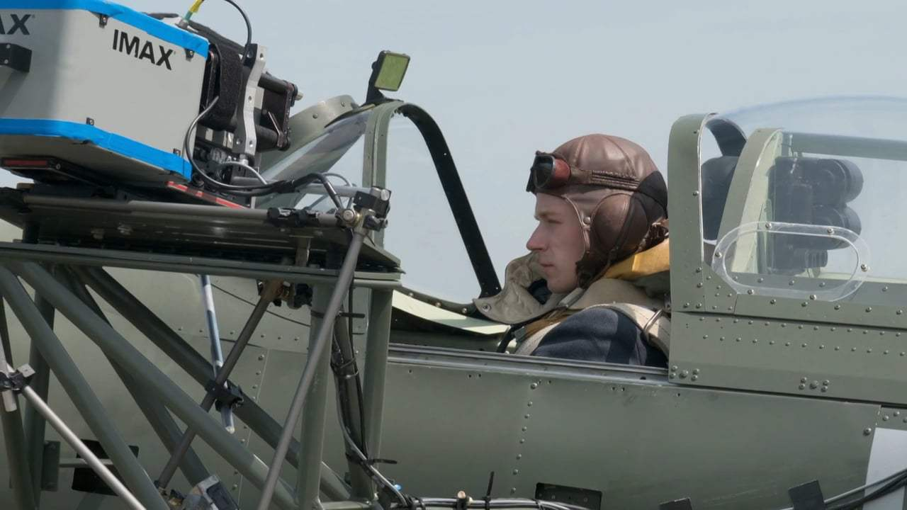 Dunkirk Featurette - Behind the Controls (2017)