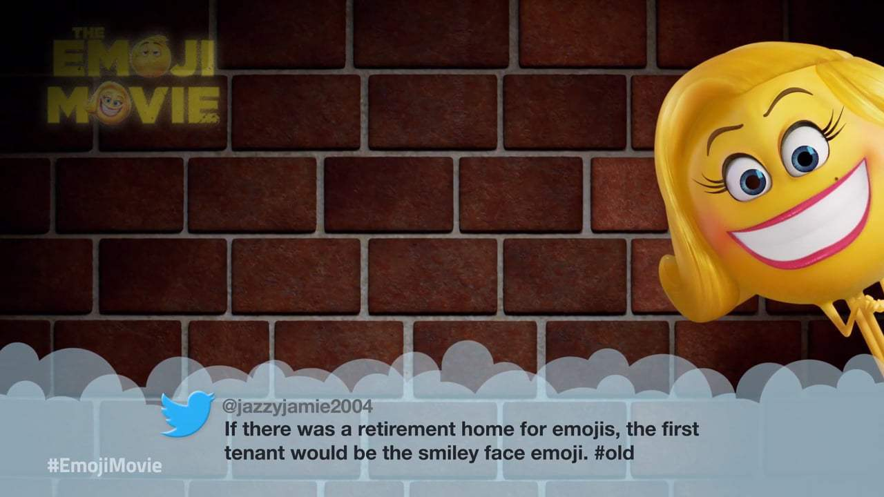 The Emoji Movie TV Spot - Mean Tweets (2017)