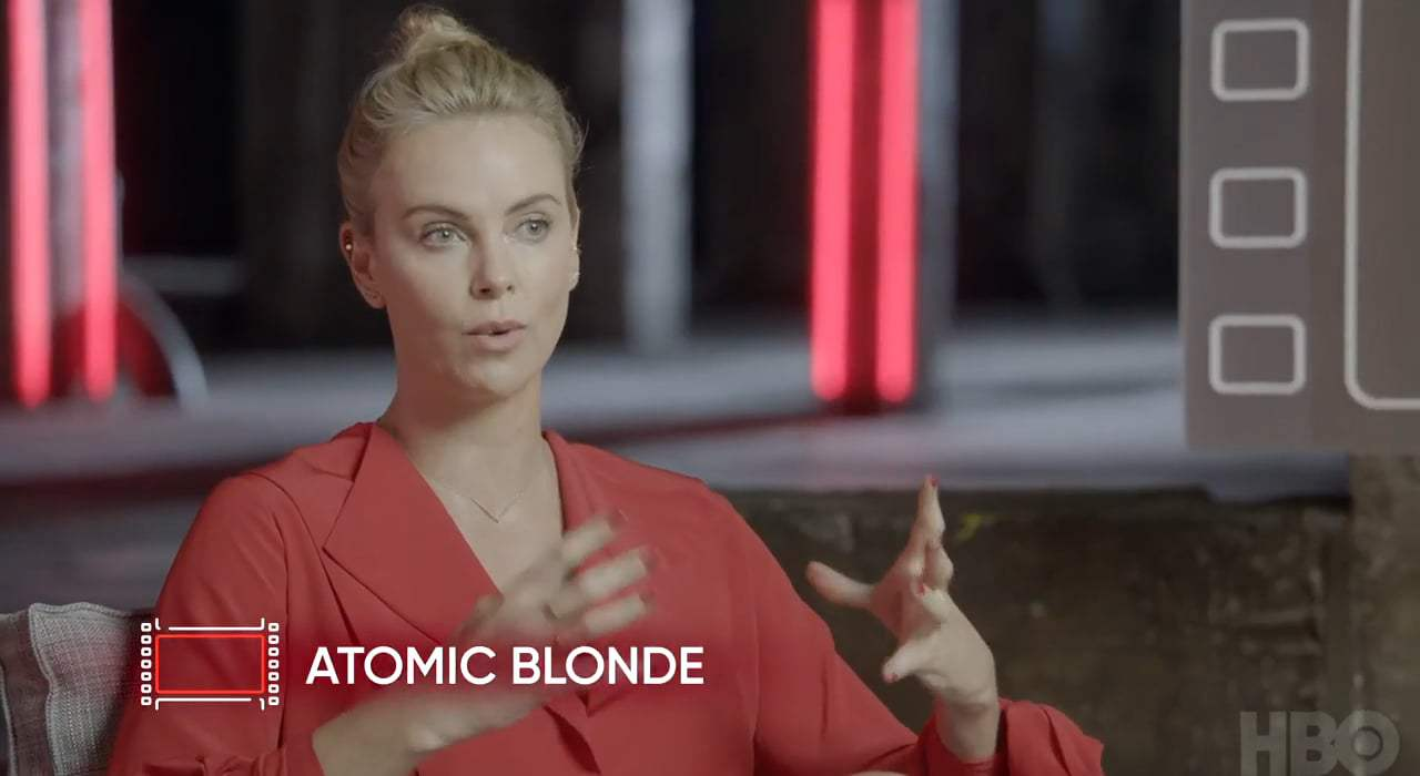 Atomic Blonde Featurette - HBO (2017)
