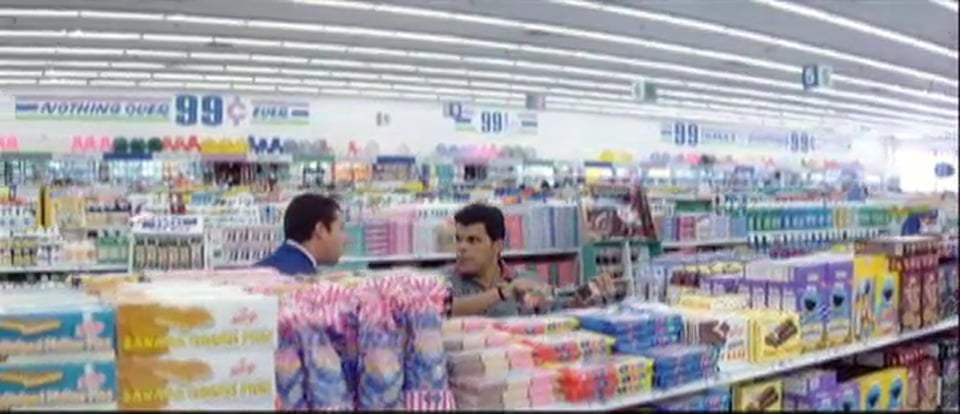 Punch-Drunk Love (2002) - Grocery Store