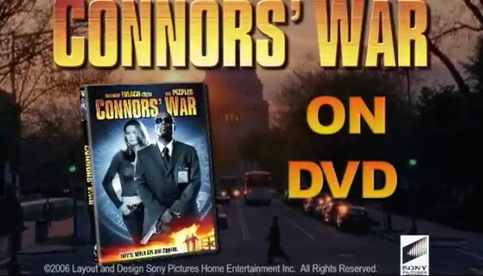 Connors' War Trailer (2006)