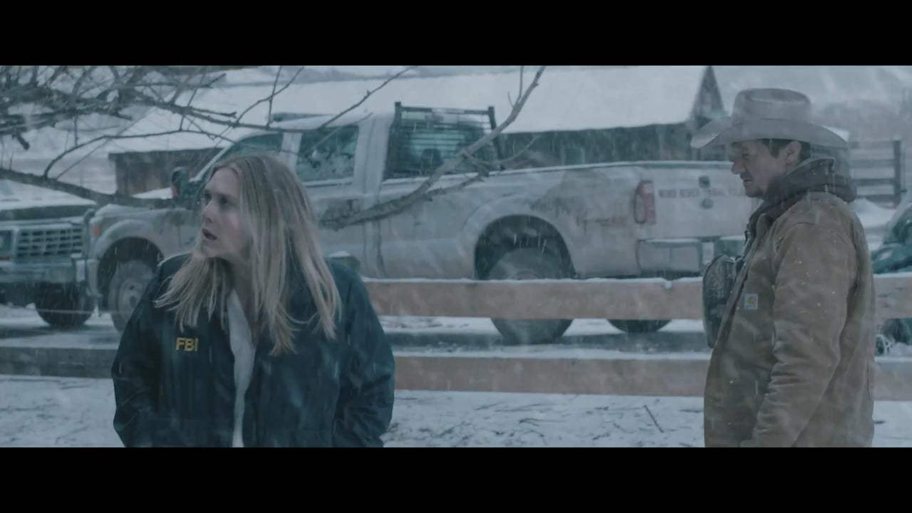 Wind River Featurette - Story (2017)