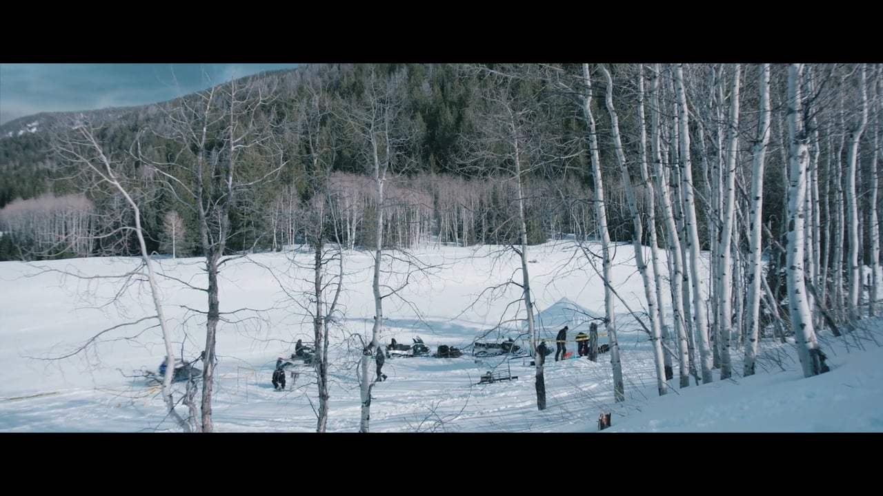Wind River Featurette - Elizabeth Olsen (2017)
