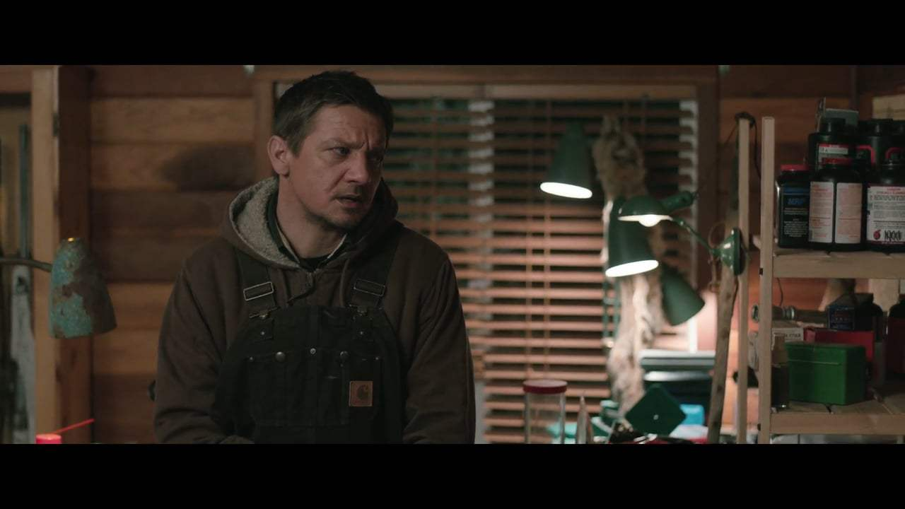 Wind River (2017) - Cory's Daughter