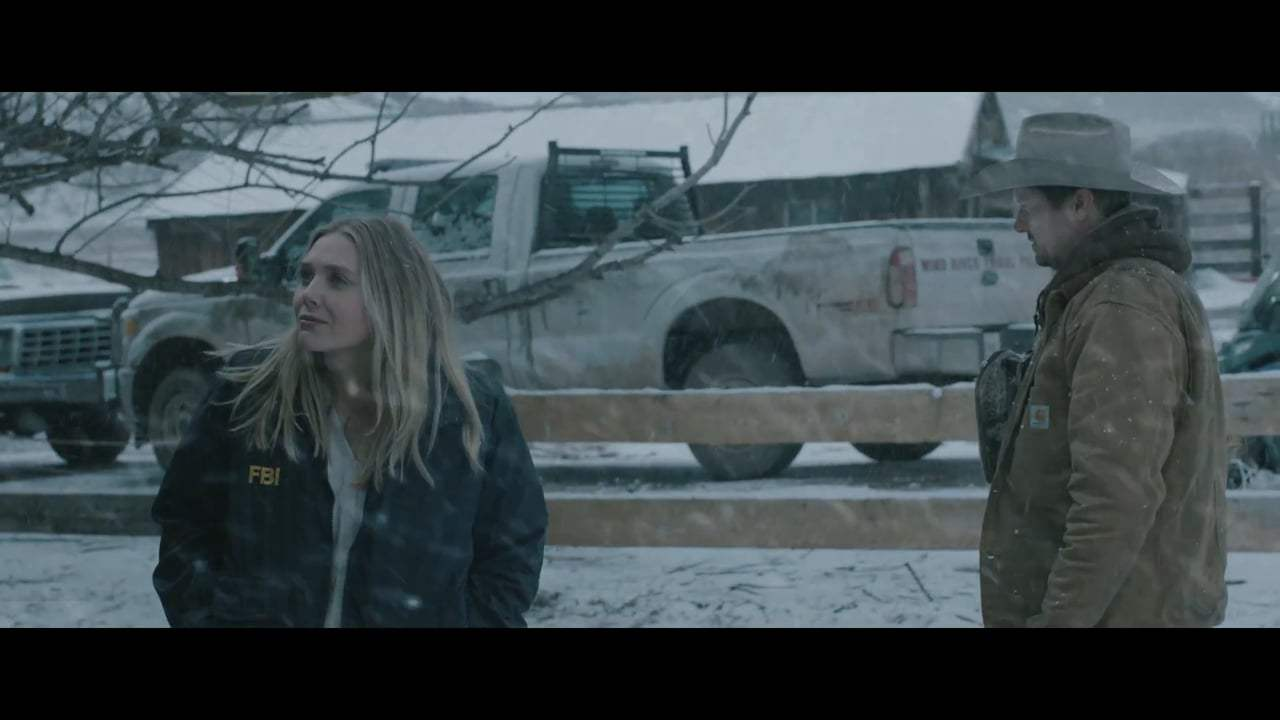 Wind River (2017) - Meeting Jane