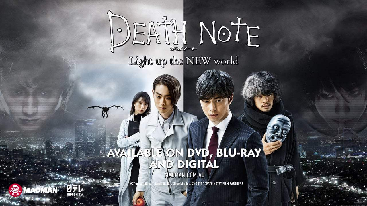 Death Note: Light Up the New World Feature Trailer (2016)