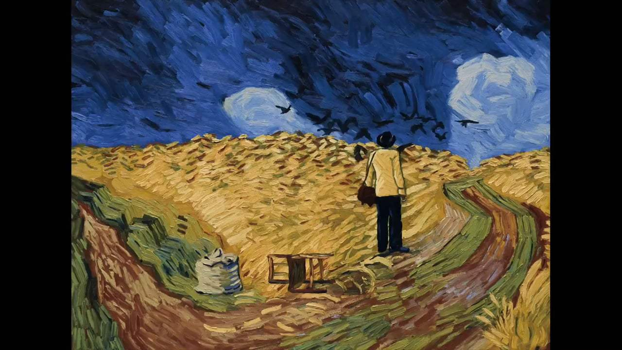Loving Vincent Trailer (2017)