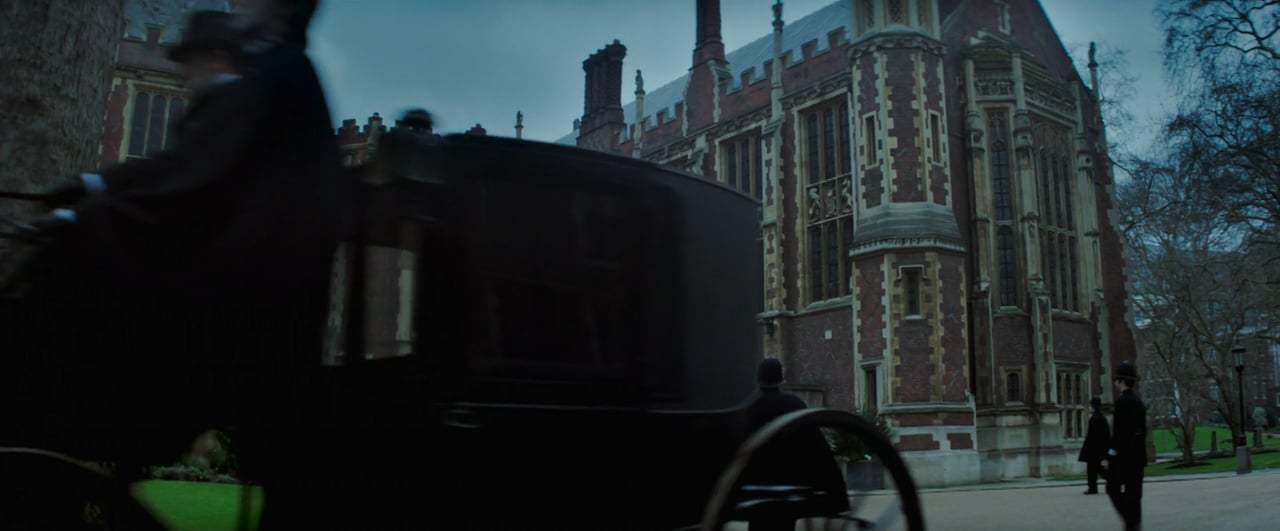 The Limehouse Golem Feature Trailer (2017)