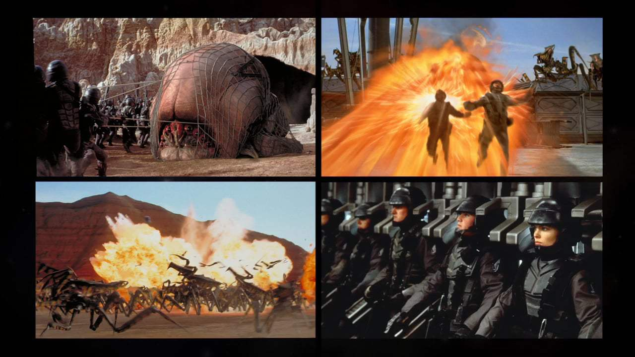 Starship Troopers: Traitor of Mars Featurette - Still Relevant (2017)