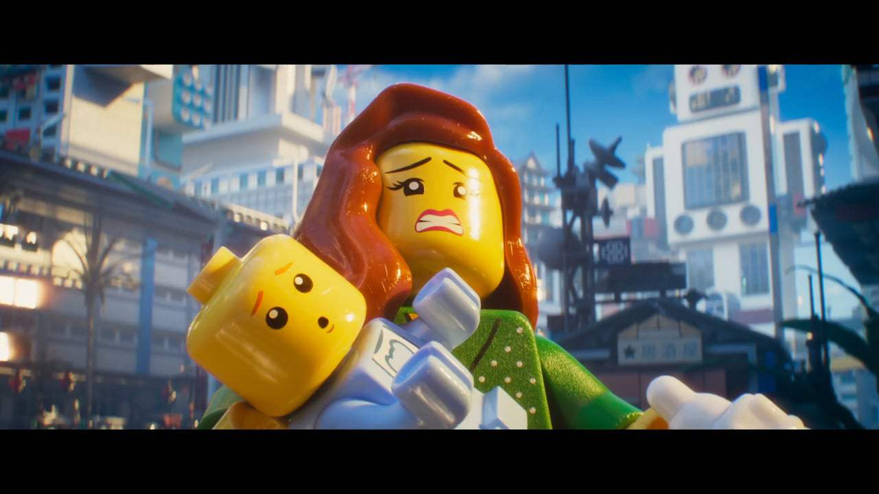 The Lego Ninjago Movie Featurette - Back to School (2017)