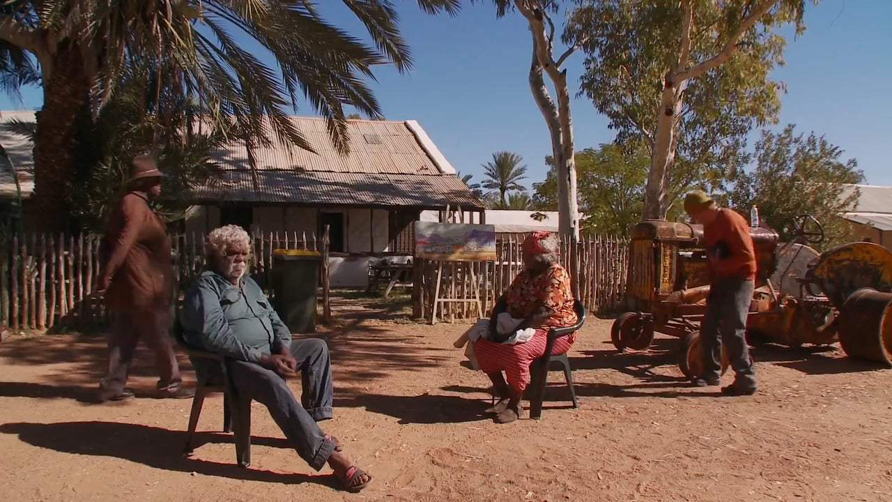 Namatjira Project Trailer (2017)
